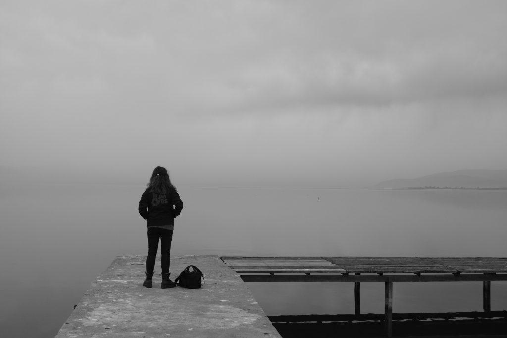 self-doubt alone dock